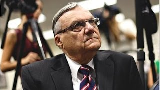 Racist Or Just Bad Jokes? Audio of Sheriff Joe Arpaio