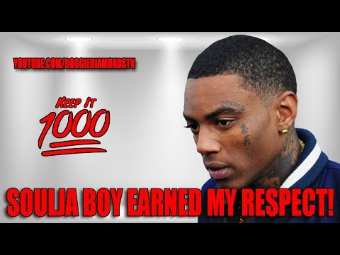 Soulja Boy Earned My Respect Because... | Keep It 1000