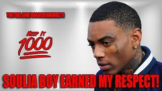 Soulja Boy Earned My Respect Because... | Keep It 1000
