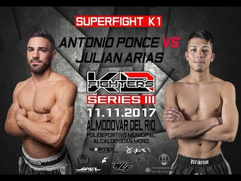 antonio jesus ponce vs julian arias