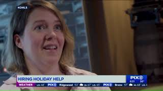 Hiring holiday help: Tips for those looking for seasonal employment