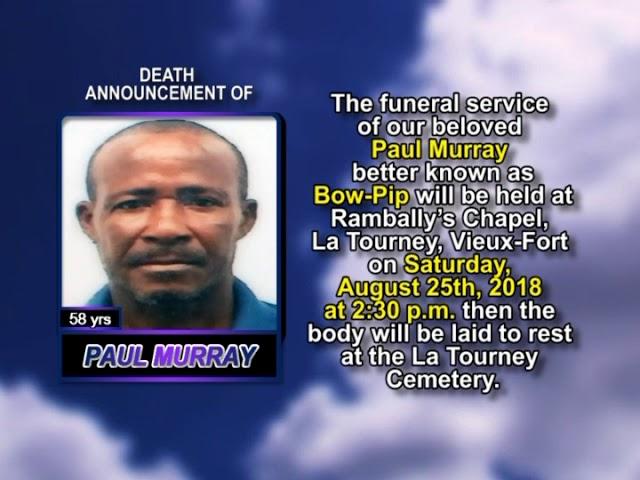 Paul Murray short 1