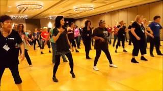Running ~ Will Craig - Line Dance - @ 2015 Windy City Line Dance Mania
