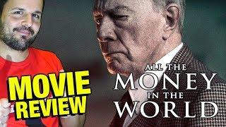 Todo el dinero del mundo - CRÍTICA - REVIEW - OPINIÓN - Ridley Scott - All the Money in the World