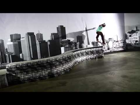 DC SHOES: SKATE AND CREATE 'DC IN THE CITY'