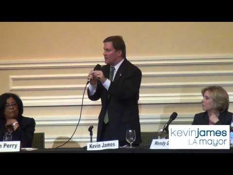 Los Angeles Mayoral Debate September 19, 2012