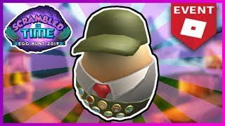 HOW TO GET THE EGGLE SCOUT EGG IN BACKPACKING (EASY) | ROBLOX EGG HUNT 2019