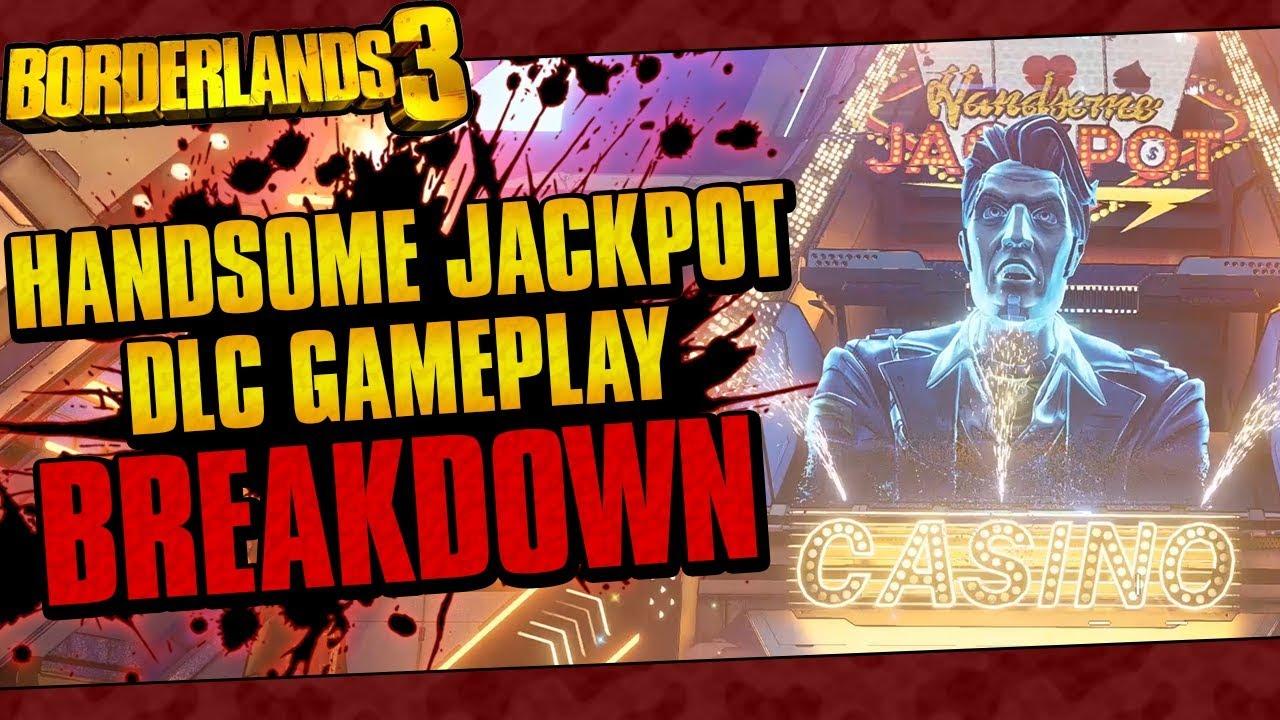 Borderlands 3 Handsome Jackpot Dlc Gameplay Breakdown New Enemies Maps And Items Spoilers