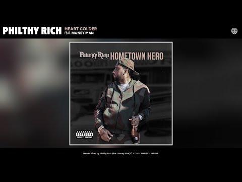 Philthy Rich - Heart Colder (Audio) (feat. Money Man)