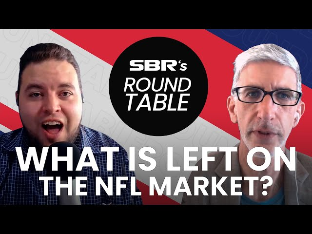 What Is Left on The NFL Market? Free Agency Discussion   SBR Roundtable