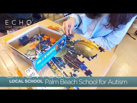 Echo Fine Properties Showcase: Palm Beach School for Autism