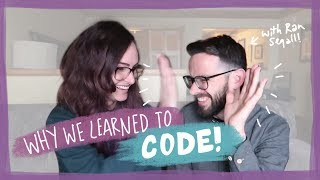 The benefits of learning to code for designers! - with Ran Segall