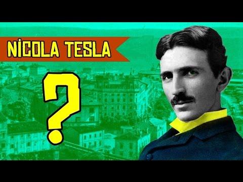 Nikola Tesla Hayatı Ve Buluşları