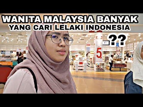 WOW! Cewek Malaysia Ini Pengen Cari Cowok Indonesia.. Daily Vlog2