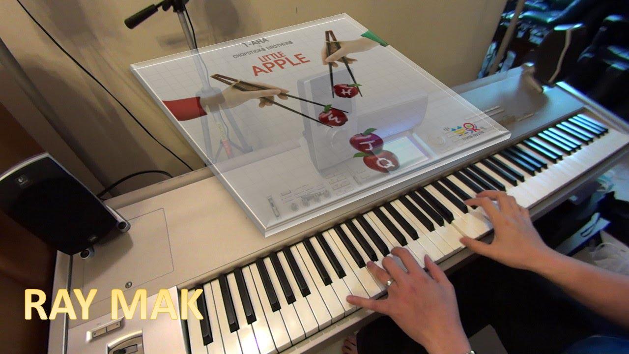 how to make a chopstick piano