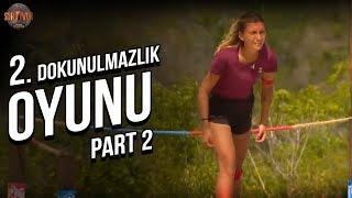 2. Dokunulmazlık Oyunu 2. Part | 14. Bölüm | Survivor Türkiye - Yunanistan