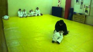 Тренировка Айкидо Ёсинкан, Сей Ки Букан, дети(, 2011-05-15T07:56:43.000Z)