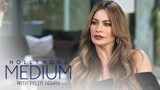 Sofia Vergara Connects to Her Late Aunt | Hollywood Medium with Tyler Henry | E!