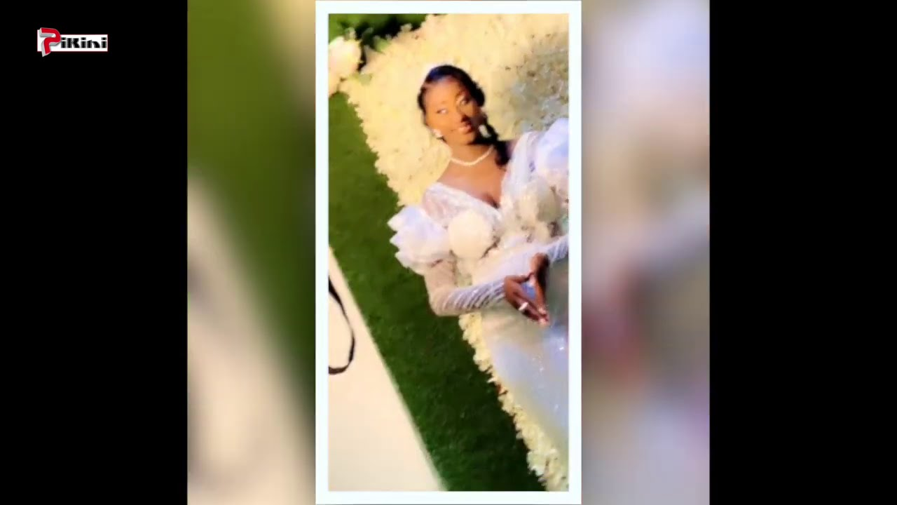 Vip Sagnsé: Daba Ndiaye s'est mariée. Elle est devenue Mme Seck