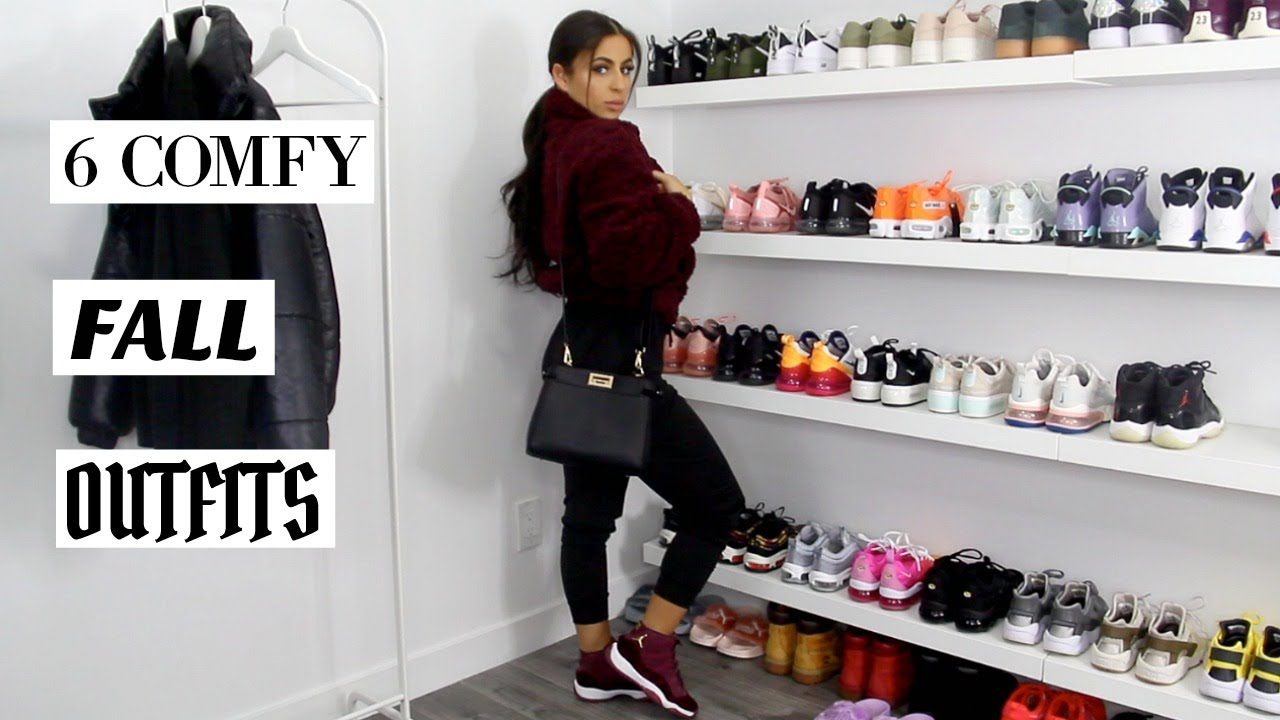 [VIDEO] – 6 COZY SIMPLE FALL OUTFIT IDEAS | A LOOKBOOK