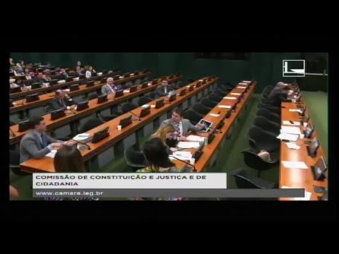 CONSTITUIÇÃO E JUSTIÇA E DE CIDADANIA - Reunião Deliberativa - 24/04/2018 - 15:12
