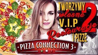 Pizza w kształcie SERCA + MEBLUJEMY V.I.P. RESTAURACJĘ  - Pizza Connection 3 #2