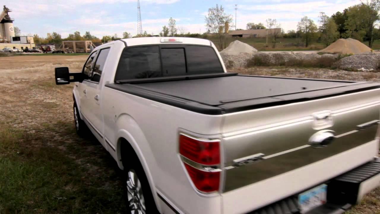 truck cover remote retractable tonneau closed com mx bed carid covers powertraxpro silveradosierra control