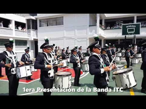 Primera Presentación de Banda ITC 2017