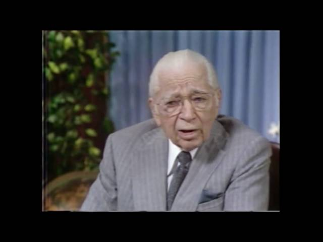 What is the Basis of Religion with Herbert W Armstrong
