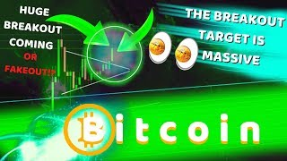 HAPPENING NOW!! BITCOIN BREAKOUT OR FAKEOUT!? HERE IS WHAT HAS TO HAPPEN!!
