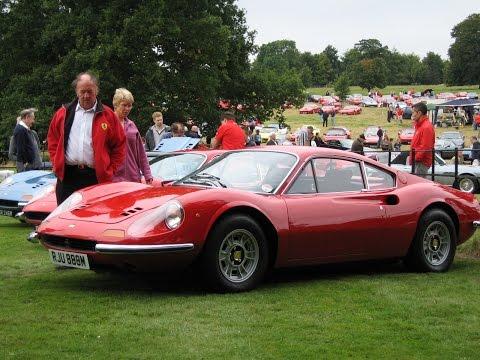 Ferrari Owners Club Concours 2010