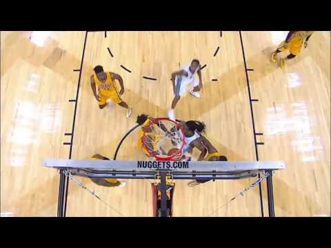 Indiana Pacers vs Denver Nuggets   January 17, 2016   NBA 2015-16 Season