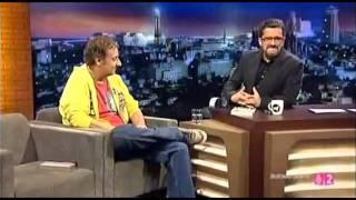 Entrevista Albert Espinosa en Buenafuente 2011