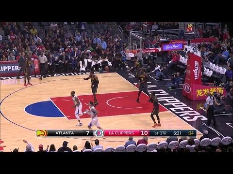 Quarter 1 One Box Video :Clippers Vs. Hawks, 2/15/2017 12:00:00 AM