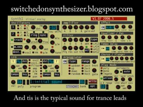 Synthesizer Programming - Episode 2 - Trance Lead
