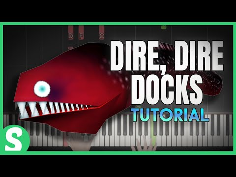 "How To Play ""DIRE, DIRE, DOCKS"" From Super Mario 64 