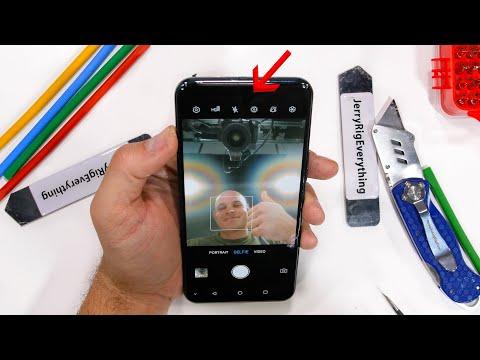 Under Display Camera TEARDOWN - How does it work?!