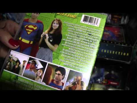 SUPERBOY THEATER DVD UNBOXING! The Adventures of Superboy season 4 (with Rennie Cowan).