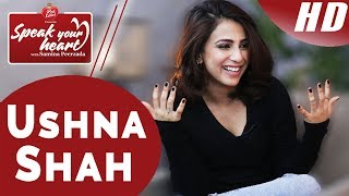 Ushna Shah On How Life Changed After Alif, Allah Aur Insan | Speak Your Heart With Samina Peerzada