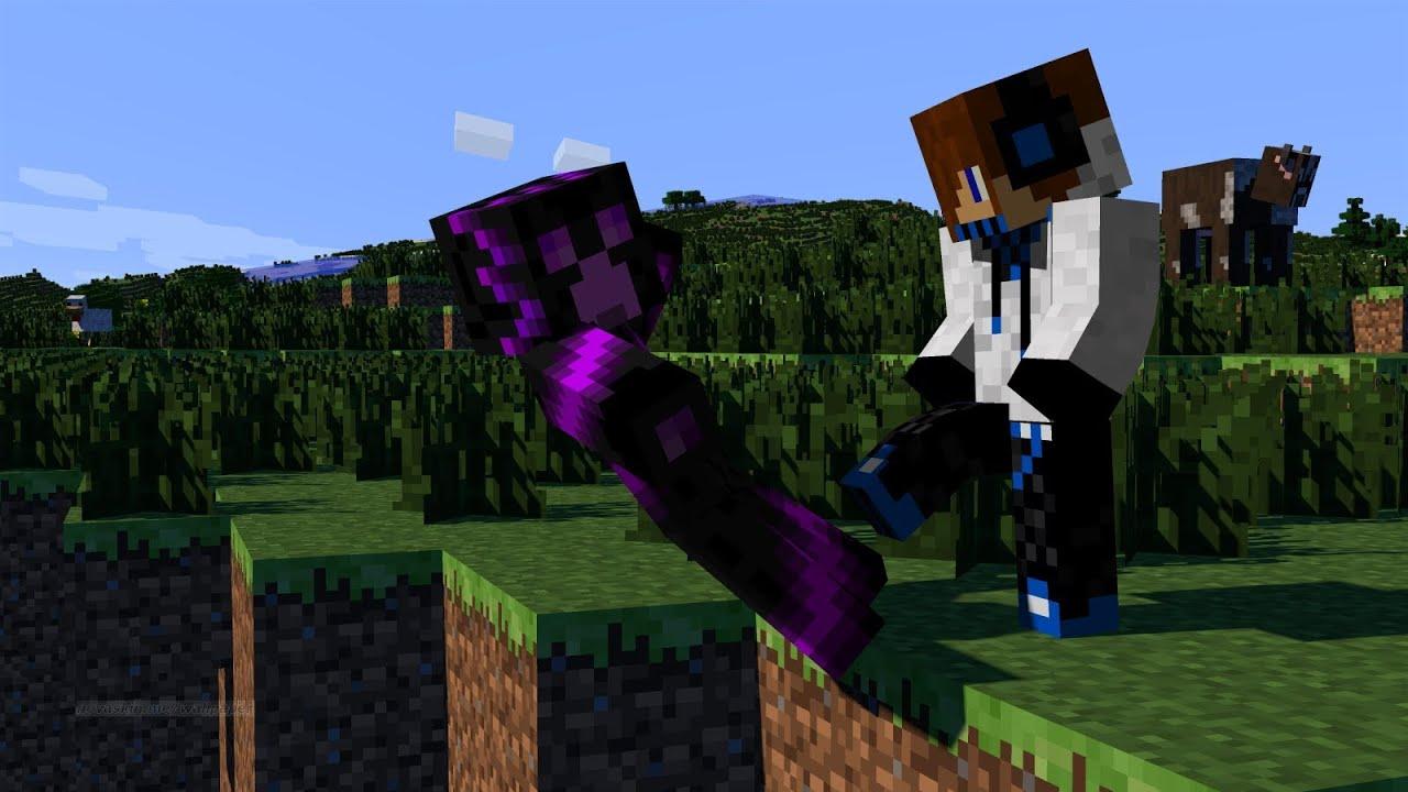 TuTo_Comment crée un fond d'ecran avec son skin minecraft ... - Fond D'ecran Minecraft