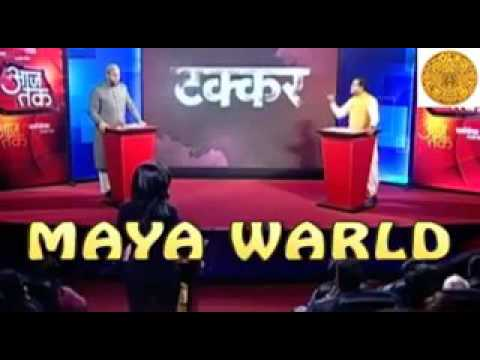 Thumbnail: Fight between Owaisi and sambit Patra