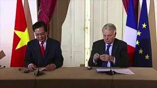 Nguyễn tấn dũng bị Đài truyền hình Pháp chế giễu