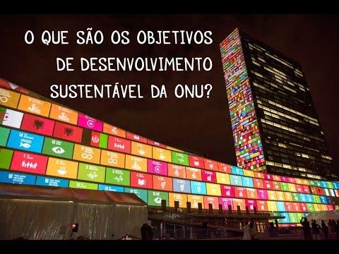 Você sabe o que são os Objetivos de Desenvolvimento Sustentável da ONU? Nesse vídeo a gente te explica quais são os 17 objetivos para transformar nosso mundo. Para saber mais sobre os #ObjetivosGlobais e a Agenda 2030 para o Desenvolvimento Sustentável, acesse www.pnud.org.br/ODS.aspx e www.onu.org.br/pos2015.