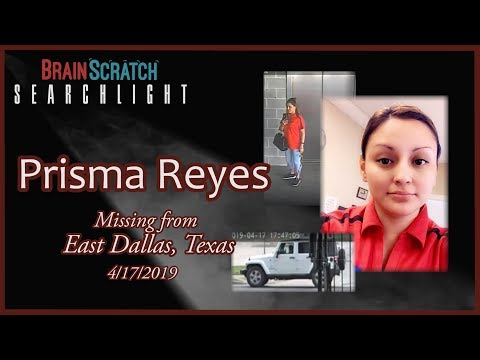Prisma Reyes On Brainscratch Searchlight