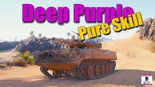 Sheridan, Deep Purple - Pure Skill, WORLD OF TANKS