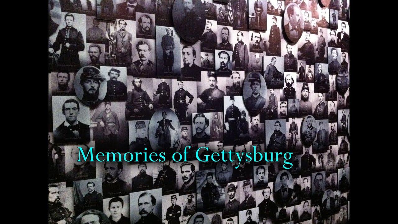 Video: Memories of Gettysburg