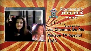 Celine Dion - Les Chemins De Ma Maison - 1983