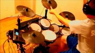 Doomsday - Atreyu     Drum Cover