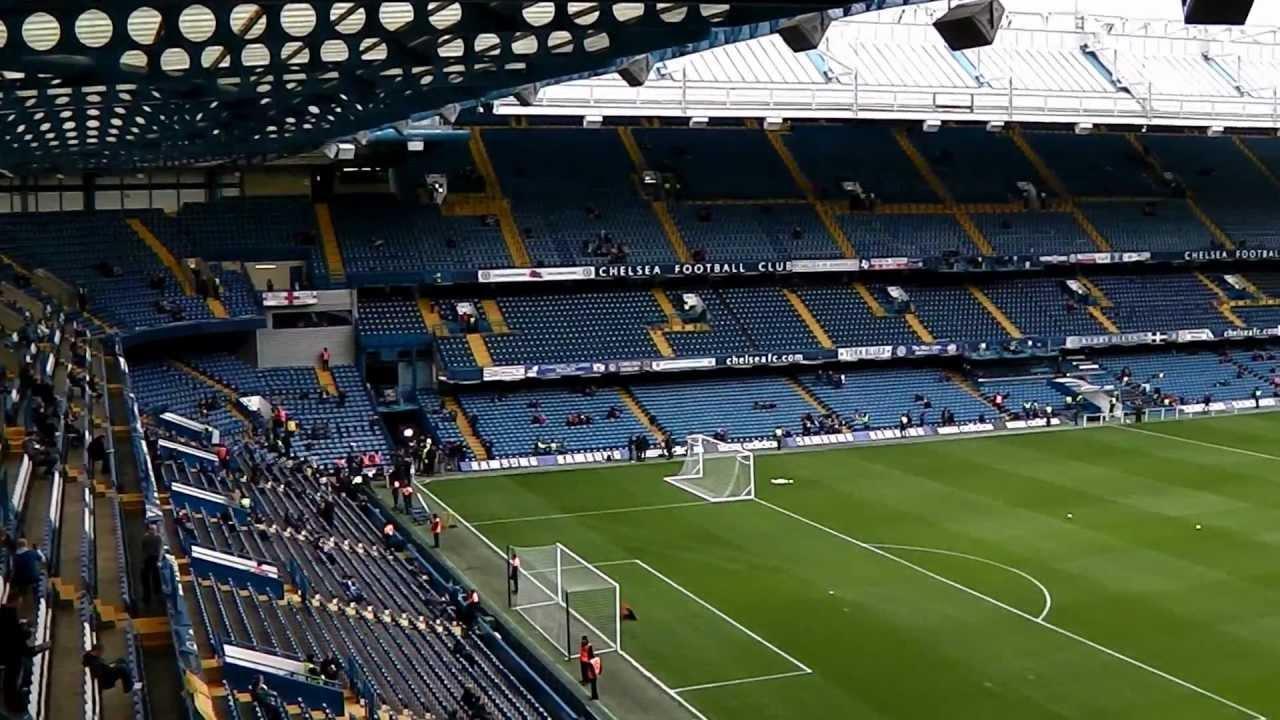 Stamford Bridge Matthew Harding Upper View Youtube
