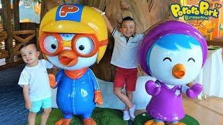 PORORO Park Fun Playtime  With CKN Toys